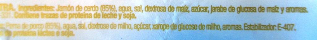 55141938a15 Det här med tillsatta sockerarter gäller inte bara det här fabrikatet. Det  gäller samtliga färdigskivade kokta skinkor (jag har har inte kollat de  rökta) av ...